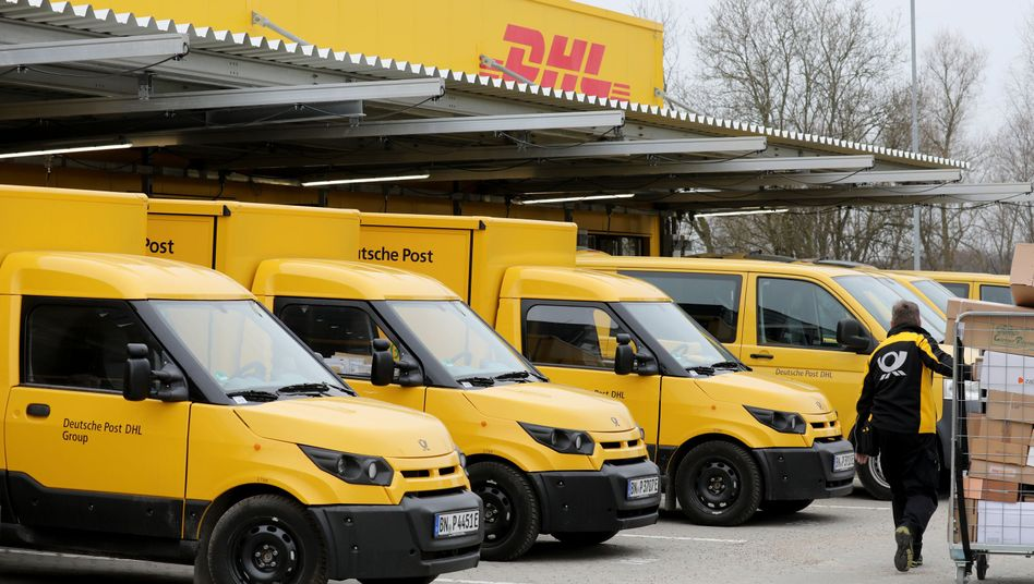 Deutsche Post (Symbolbild)