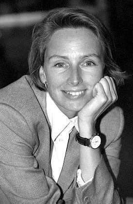 Düpierte einen Weltkonzern: Martine Dornier-Tiefenthaler