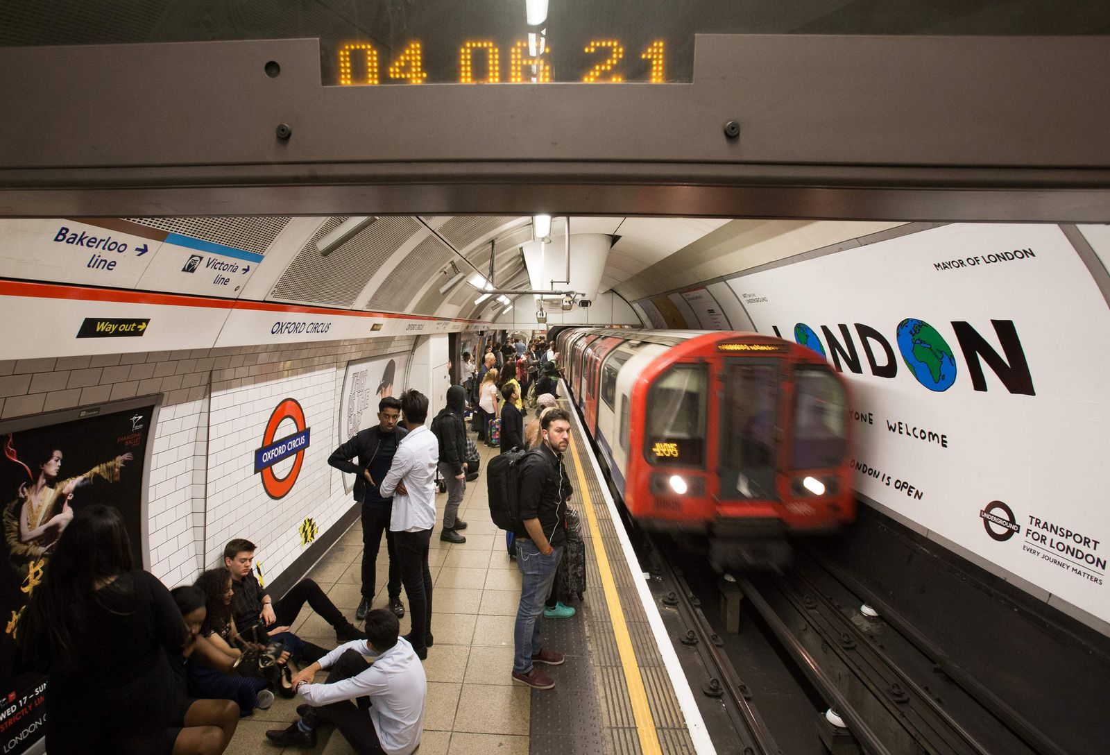 London / Night Tube