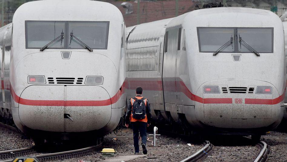 Deutsche Bahn: Das Unternehmen will die Kosten bis 2020 um 600 Millionen Euro drücken