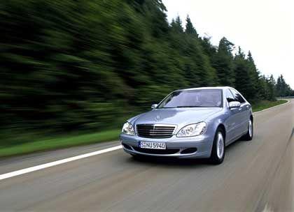 Erfolgreiche S-Klasse: Über 300.000 verkaufte Autos