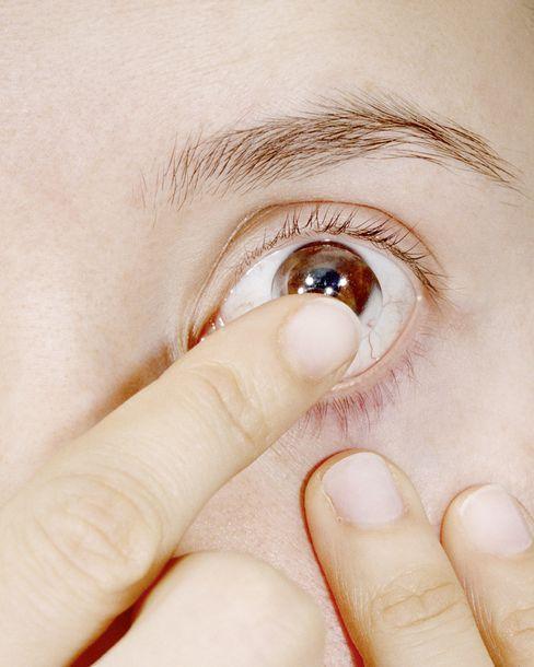 Durchblicken I: Kontaktlinsen werden bald helfen, Augmented Reality darzustellen ...
