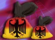 Falsche Richtung: Im Zuge der deutschen Vereinigung hätte das Niveau der staatlichen Einnahmen und Leistungen sinken müssen