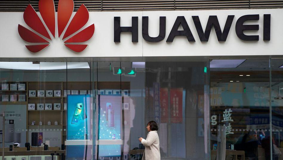 Netzwerkausrüster Huawei: Keine US-Technologie mehr für die chinesische Firma