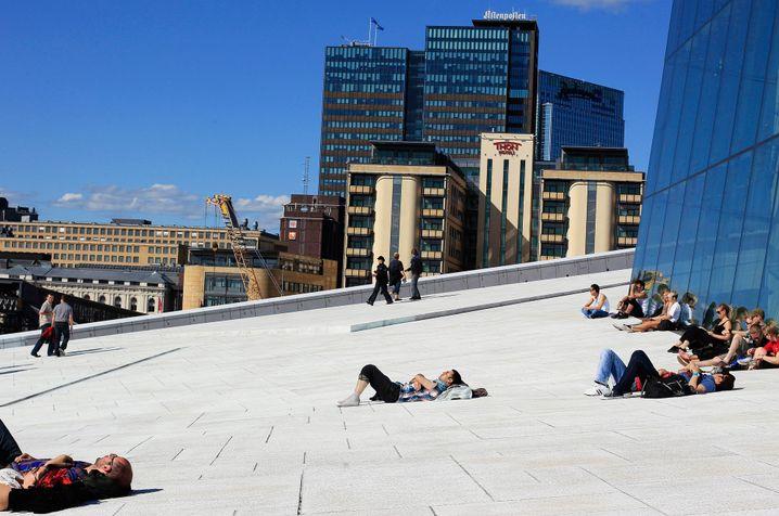 Oslo und Akershus: Höchster Anteil von 30- bis 34-Jährigen mit Hochschulabschluss