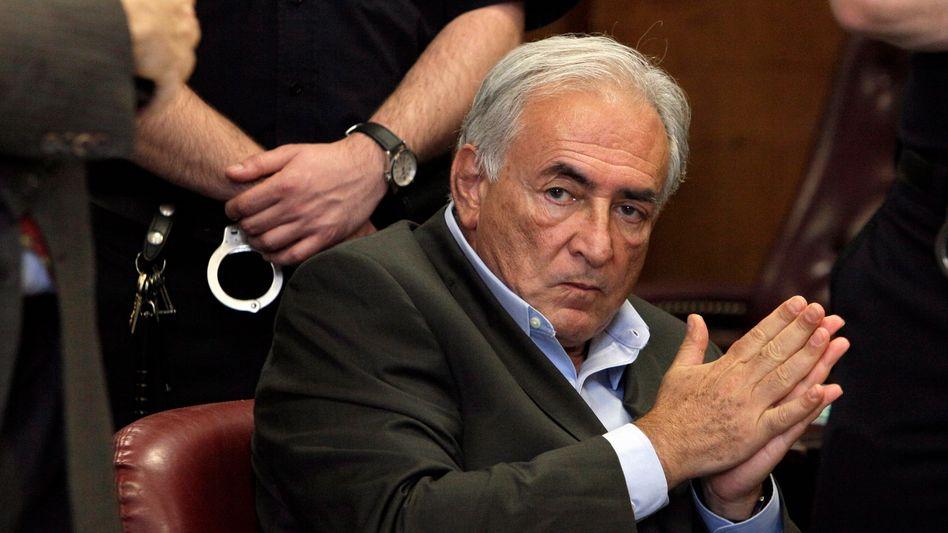 Droht ein weiteres Ermittlungsverfahren? Der frühere IWF-Chef Dominique Strauss-Kahn spricht von falschen Anschuldigungen