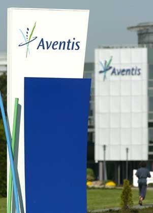 Das Dreifache des Umsatzes ist zu teuer: Sanofi-Aventis-Zentrale in Schiltigheim bei Strasbourg