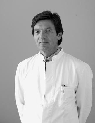 Dr. Udo Beckenbauer ist Facharzt für innere Medizin und Inhaber des Centrums für Präventivmedizin in München und Rottach-Egern