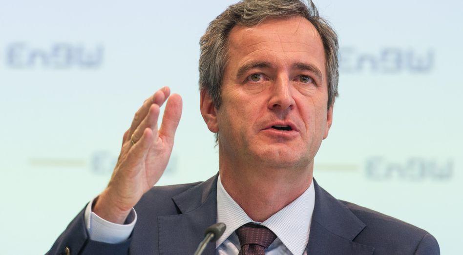 """EnBW-Chef Mastiaux: """"Anteil erneuerbarer Energien verdreifachen"""""""