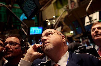 Yes, we can - take money from the table: An der Börse nehmen Anleger nach Obamas Wahlsieg Gewinne des Vortages wieder mit