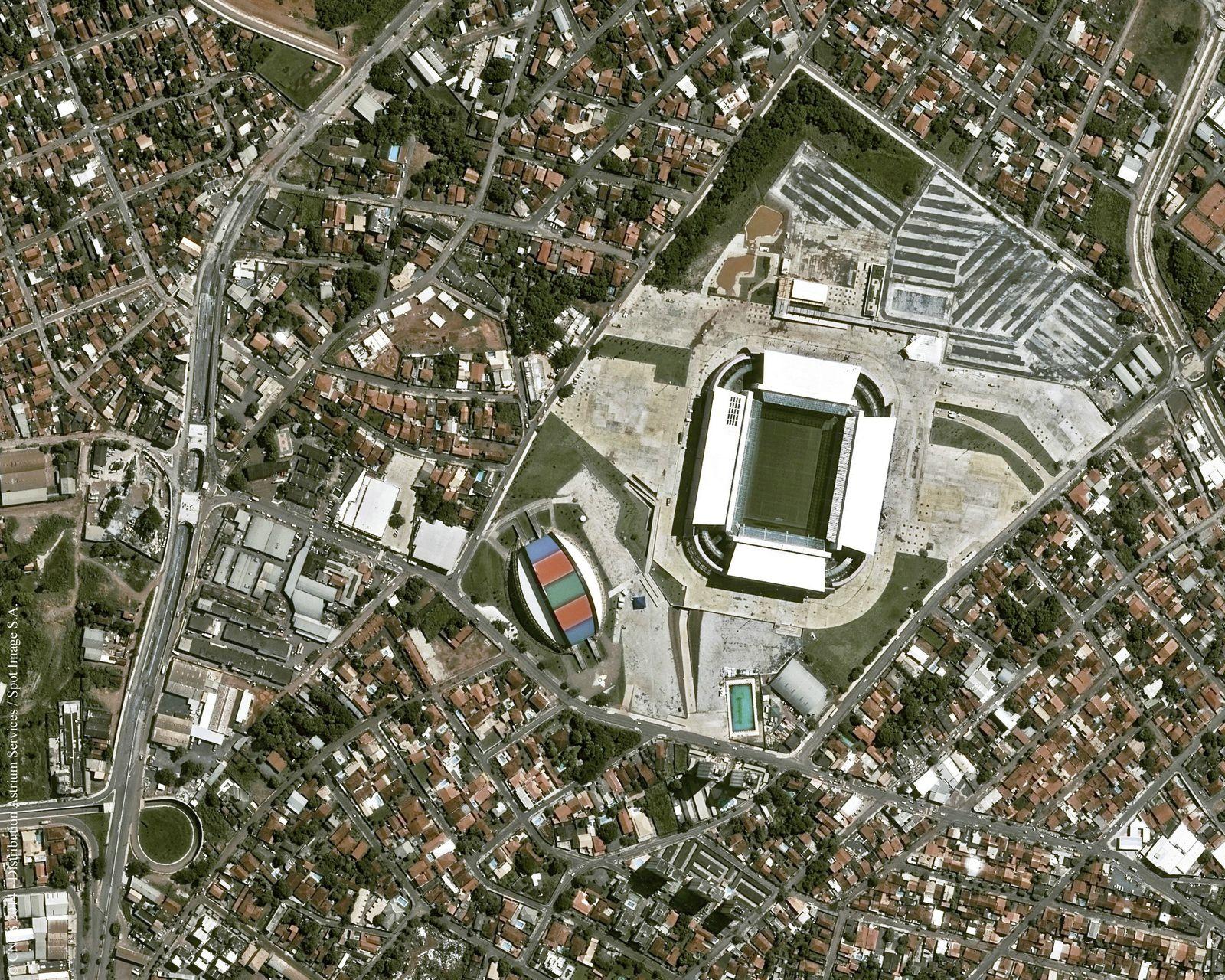 WM-Stadien 2014/ Arena Pantanal