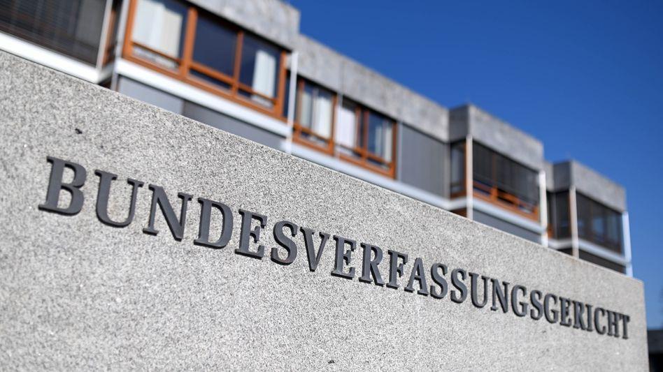 Langer Anlauf: Der Plan für ein europäisches Einheitspatent ist fast so alt wie die 1969 bezogenen Gebäude des Bundesverfassungsgerichts in Karlsruhe