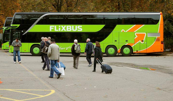 Von 0 auf 95: Sechs Jahre nach seiner Gründung ist das Fernbusunternehmen FlixBus Marktführer in Europa - und beherrscht den deutschen Markt mit einem Anteil von rund 95 Prozent.