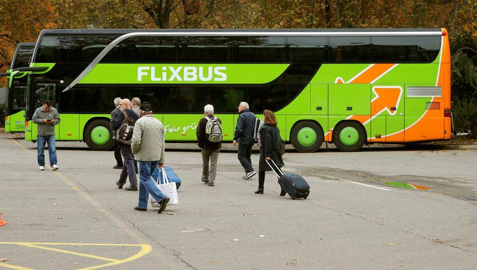 FlixBus: Fernbusreisen wieder ab 28. Mai in rund 50 Städte Deutschlands möglich