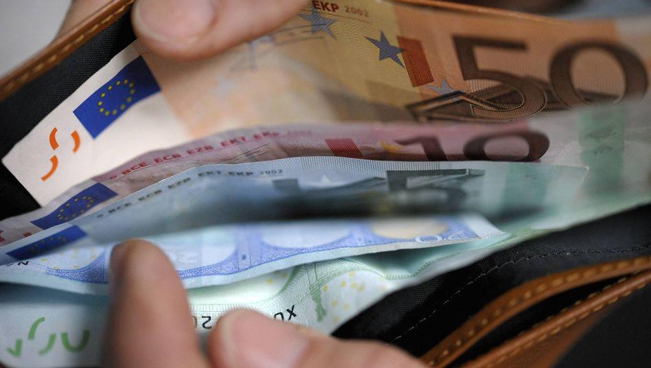 Dank Lohnplus real mehr im Portemonnaie: Nach 2010 sind die Reallöhne hierzulande auch in 2011 gestiegen