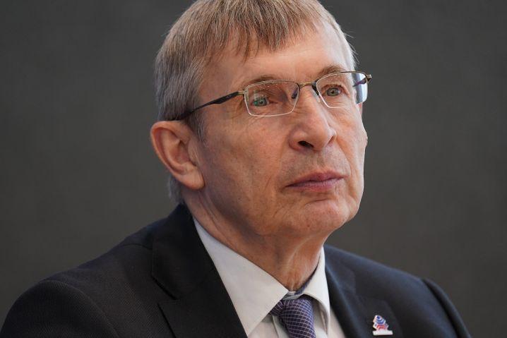 Klaus Cichutek: Präsident des Paul-Ehrlich-Instituts