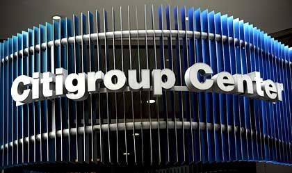 Citigroup-Gebäude in New York: Privatkundengeschäft und Investmentbank ehemals unter einem Dach
