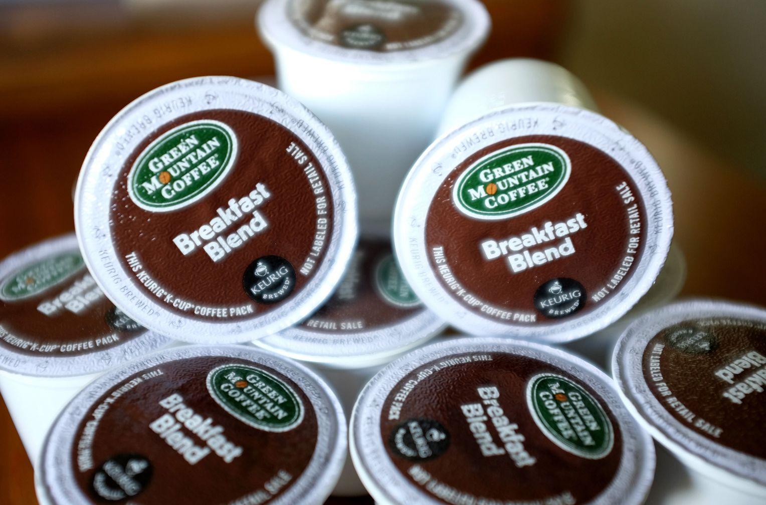 Green Mountain Kaffee Beschäftigung
