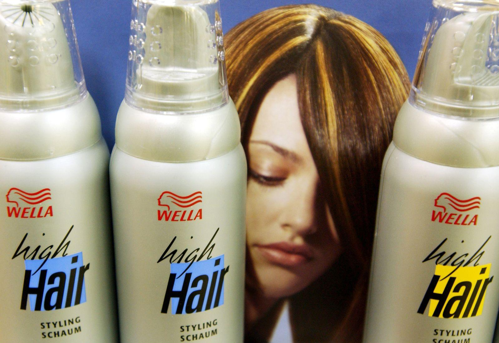 Produkte von Wella
