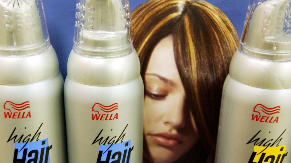 Wella-Produkte (Archivaufnahme)