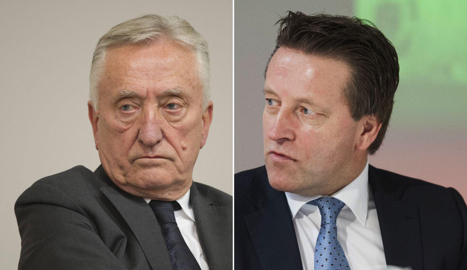 EINMALIGE VERWENDUNG KOMBO Gerry Weber / Ralf Weber
