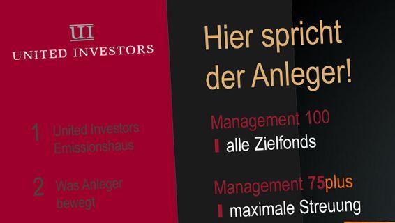 Hier spricht der Insolvenzverwalter: S&K-Partner United Investors ist pleite (Bild: Ausriss aus einer Firmenpräsentation)