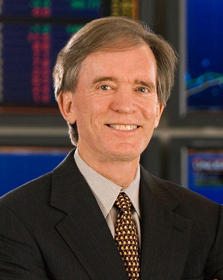 """Bill Gross: Der Amerikaner, mit vollem Namen übrigens William Hunt """"Bill"""" Gross, verwaltet für Pimco unter anderem den Total Return Fund"""
