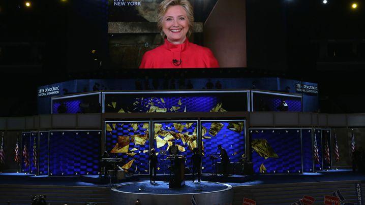 Geballte Frauenpower: Diese US-Stars trommeln für Hillary Clinton