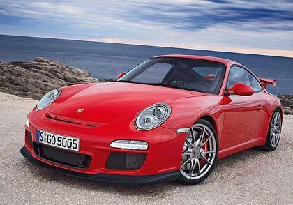 Rot sei nur der Lack: Porsche will von einer Kreditklemme nichts wissen