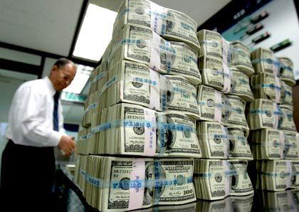 Letzter Ausweg Inflation? Viele Staaten steuern auf eine Phase rapider Geldentwertung zu