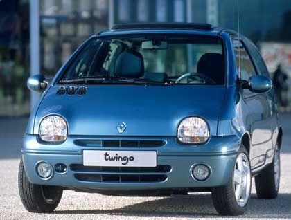Trendsetter bei den Microvans: Der Renault Twingo 1.2 mit 60 PS verbraucht 5,8 Liter