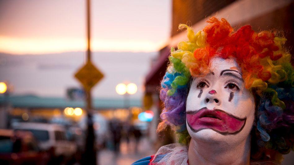 Clown (Symbolbild): Der Betriebsrat wäre auch eine Option. Aber vielleicht läuft das Entlassungsgespräch mit einem Clown noch besser.