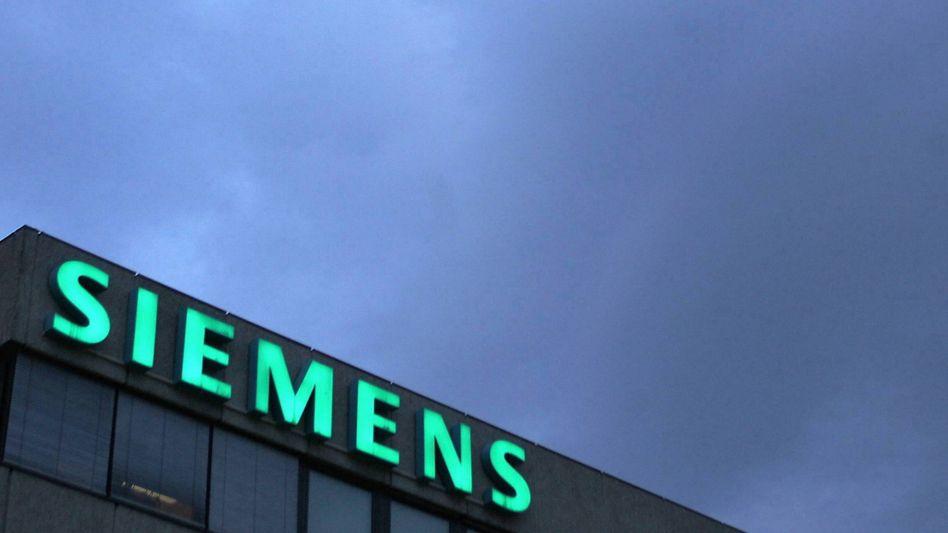 Siemens: Konzern gründete 2010 eine eigene Bank