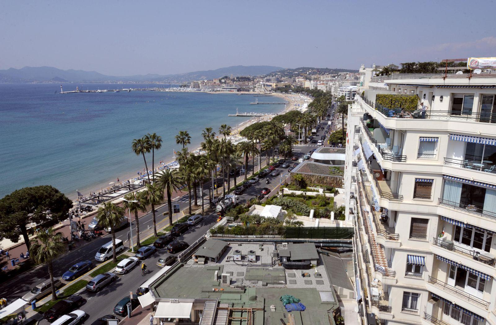 Cannes/ Croisette