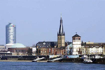 Wirtschaftsplatz Düsseldorf: Börsianer der Landeshauptstadt wählen Subprime zum Börsenunwort des Jahres