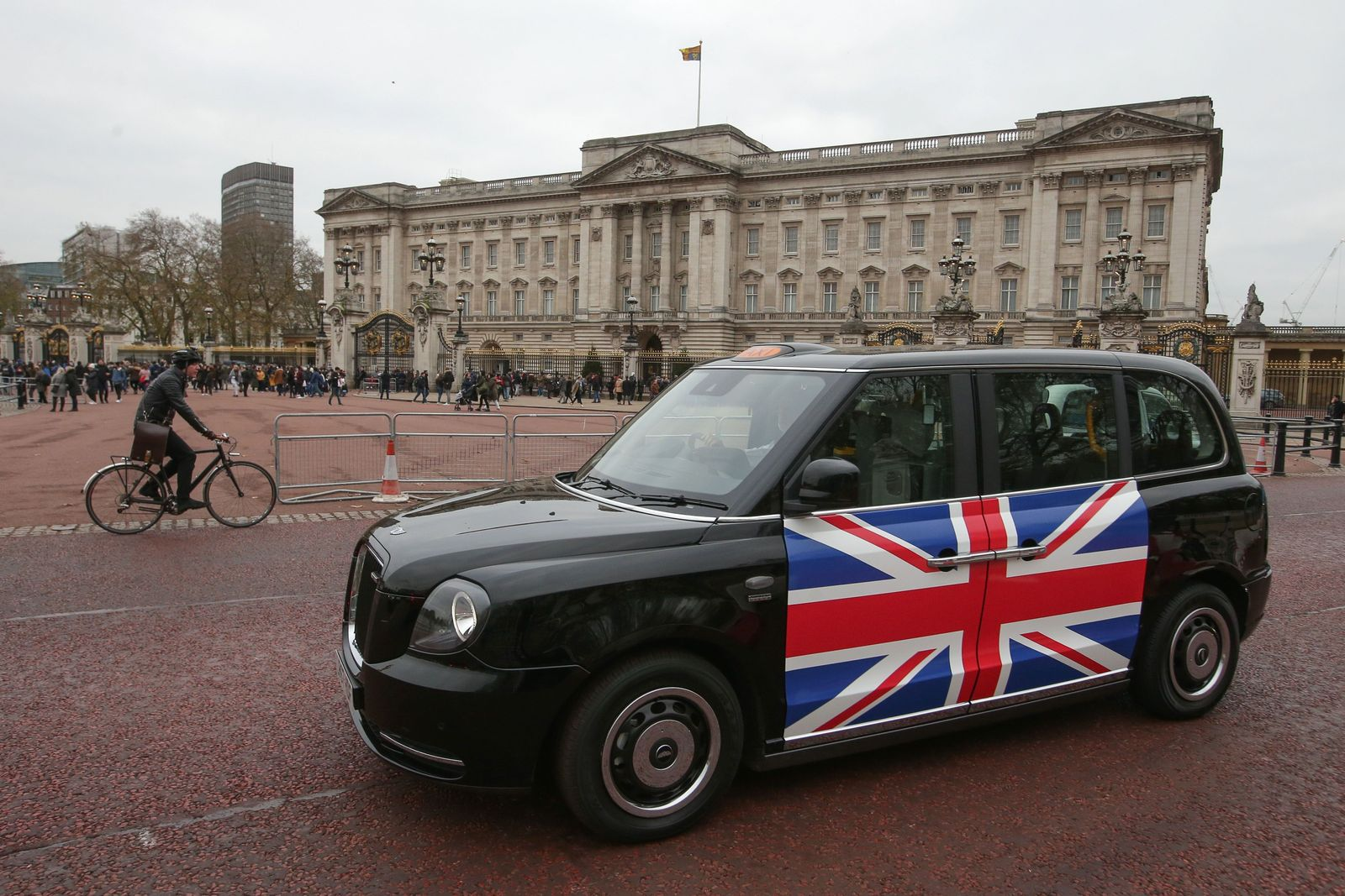 BRITAIN-BLACK CAB-ELECTRIC