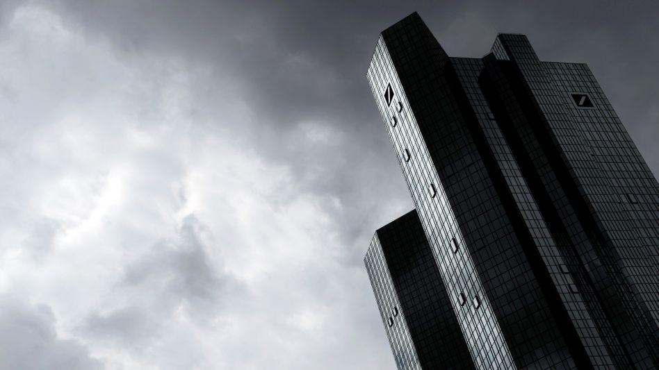 Deutsche Bank Aktie: Absturz ohne Ende