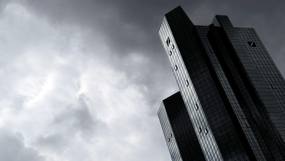 Deutsche Bank: Herbe Kursverluste der Aktie