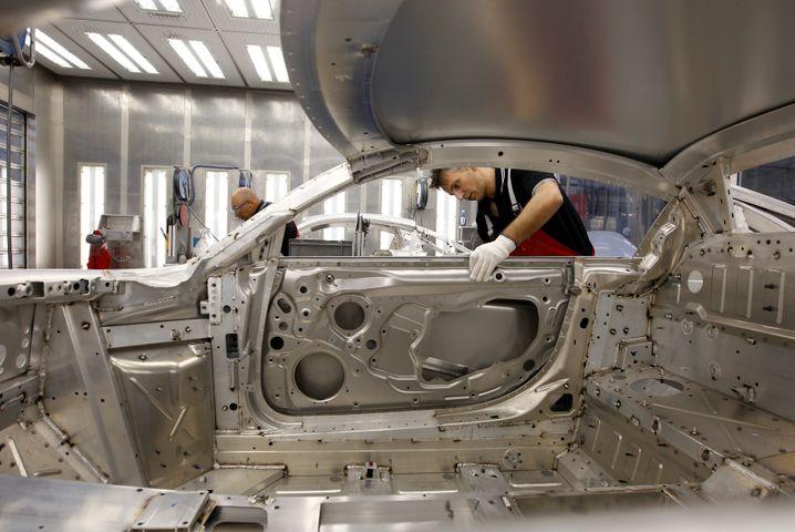 Produktion in Neckarsulm: Die Stadt zählt mehr Jobs als Einwohner