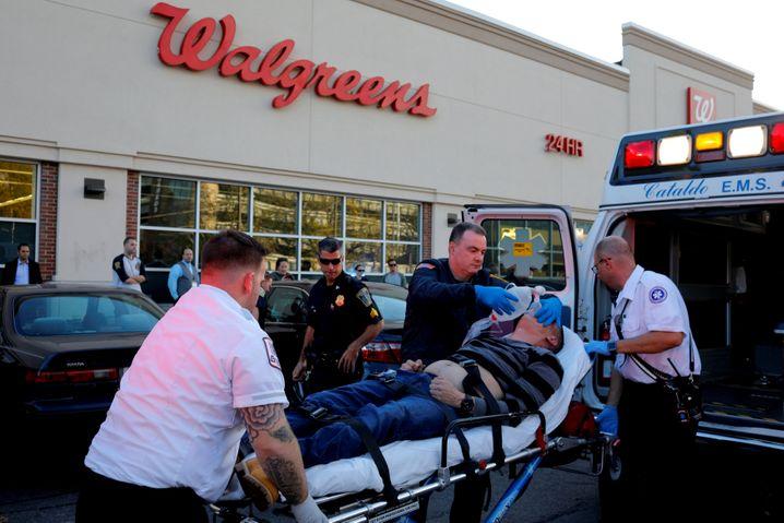 Noteinsatz: Die Drogen- und Opioidsucht grassiert vor allem im Mittleren Westen der USA
