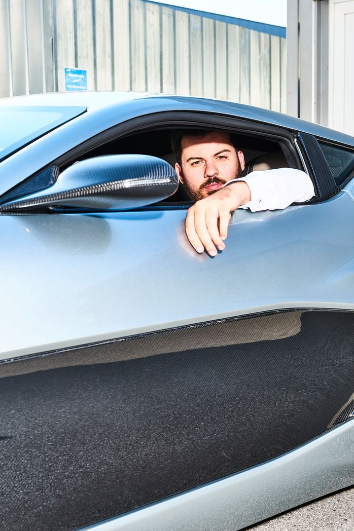Der Mann, der Legenden wiederbelebt: Mate Rimac, Elektroautogenie und Bugatti-Käufer
