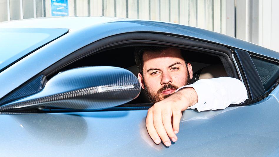 Der Erbe: Mate Rimac baut Elektrorennwagen mit fast 2000 PS. Jetzt soll er die Luxusmarke Bugatti neu starten.