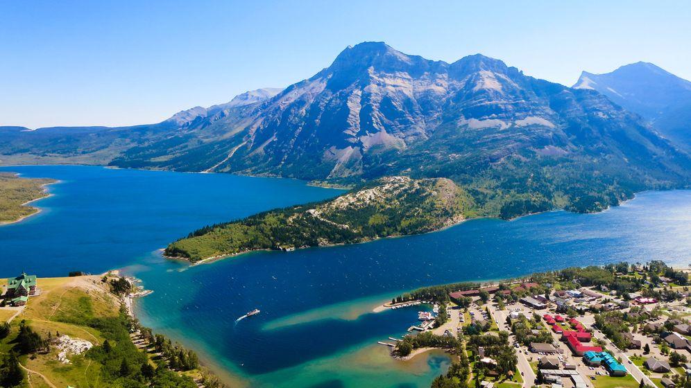 Waterton Lakes Nationalpark: Kanadas Wildnis