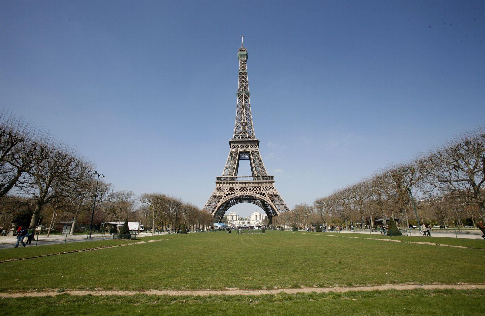 Städtetrip/ Paris/ Thema mmO: Frankreich // Paris / Eiffelturm