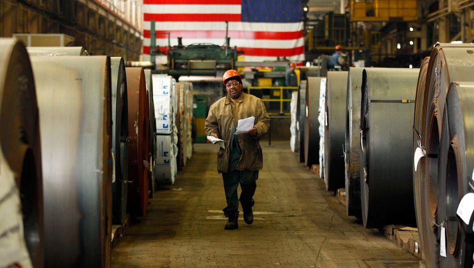 """""""Nationale Sicherheit bedroht"""": Aluminium und Stahl spielen in den USA eine große Rolle für die Rüstungsindustrie"""