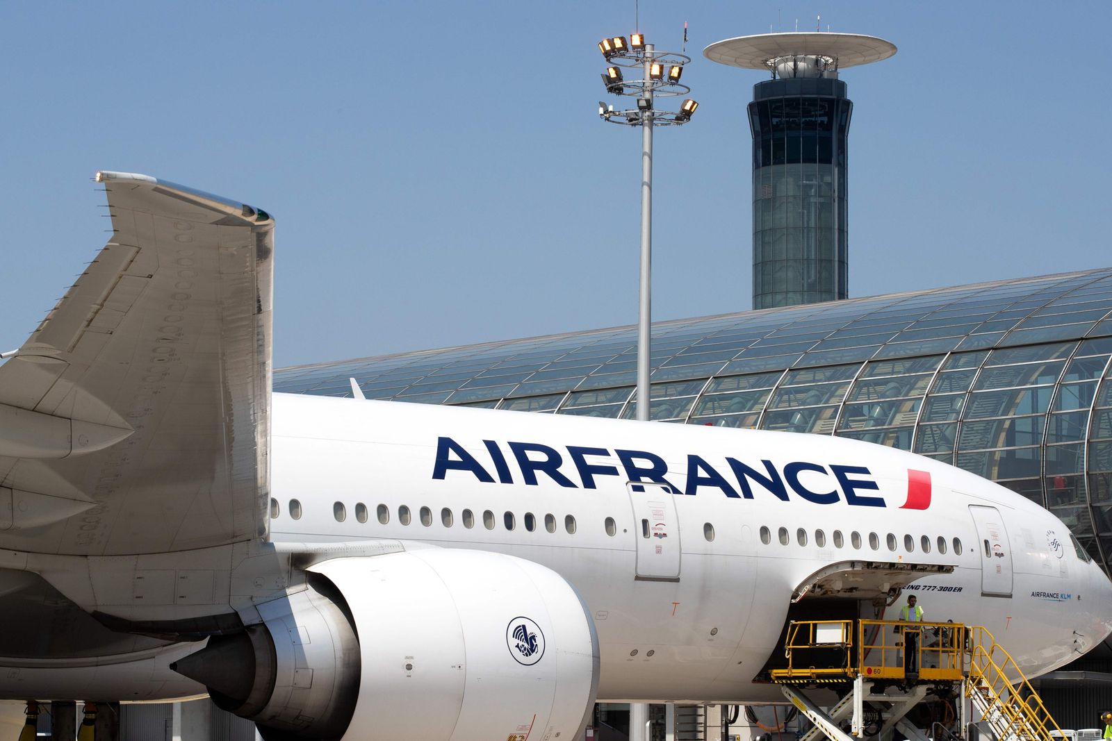 FRANCE-ROISSY-CHARLES DE GAULLE-TRANSPORT