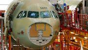 Airbus dürfte reduziertes Auslieferungsziel erreichen