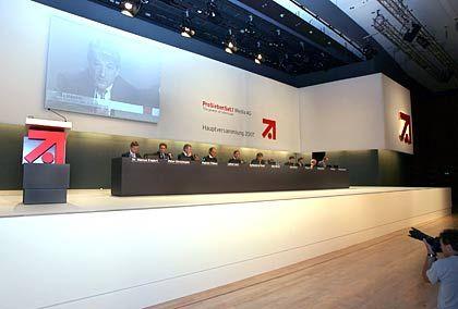 Hauptversammlung von ProSiebenSat.1: Vor allem Sat.1 kämpft mit dem Verlust von Marktanteilen