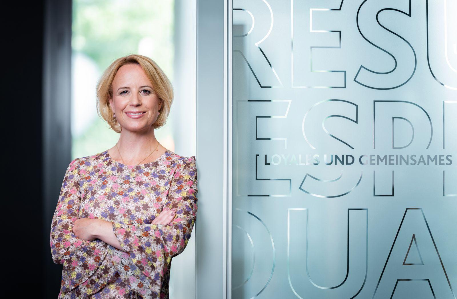 Julia Becker, Verlegerin Funke Mediengruppe