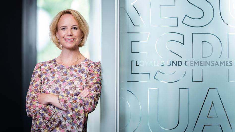 Volles Risiko: Funke-Verlegerin Julia Becker pumpt sich Hunderte Millionen Euro, um die alleinige Macht in ihrem Medienkonzern zu ergattern